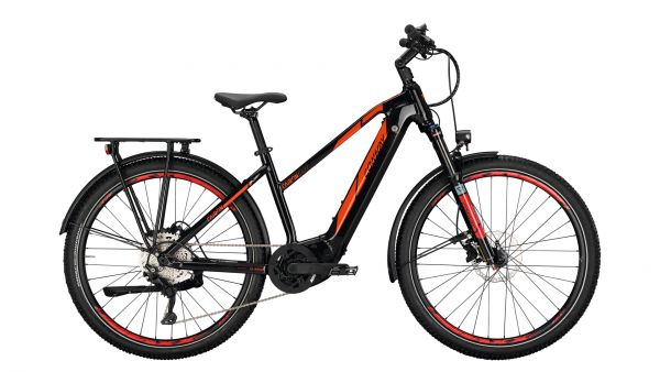 """Conway Cairon C 427 black / red 2021 - 625 Wh 27,5"""" -"""