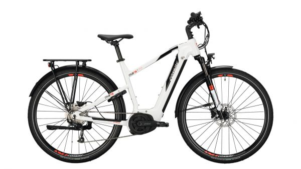 """Conway Cairon T 200 white / black 2021 - 625 Wh 28"""" -"""