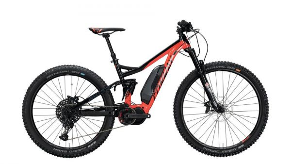 Conway eWME 427 MX red/black 2020 - 500Wh 27.5 -